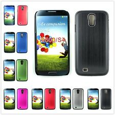Ultra Thin Slim Chrome Snap On Hard Case Cover for Samsung Galaxy S4 S IV i9500