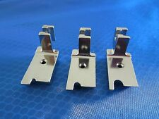 "PFAFF LOW SHANK SEWING MACHINES SINGLE CORD WELTING PIPING FOOT 1/4"" 1/8"" 3/16"""