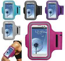 Universal Multi Color Running Exercise Arm Band Adjustable Case For Alcatel