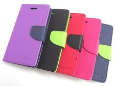 MICROMAX CANVAS 2.2 A114 MERCURY WALLET STYLE MULTI COLOR FLIP DIARY CASE COVER