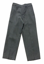 4620 Boys Grey School Trousers, 5/6 yrs - 15/16 yrs School Uniform