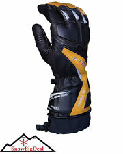 Klim Elite Glove Snowmobile Gore-Tex Waterproof Thinsulate Snowmobiling Gloves