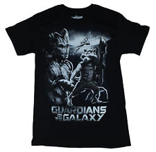 Marvel Comics Guardians of the Galaxy Licensed Graphic T-Shirt New with Tags