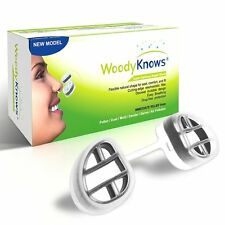 WoodyKnows Nasal Filters, Air Pollution Nose Dust Mask, Pollen Allergy Relief