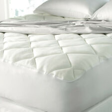 Spa Luxe Cool Touch Bamboo Top Extra Soft Mattress Pad By DOWNLITE