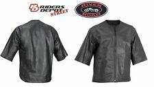 River Road Mens Rebel Leather Riding Shirt