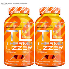 THERMO LIZZER 120/240 Caps Reduction Thermogenic Burner Increased Fat Metabolism