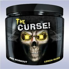 COBRA LABS THE CURSE (50 SERVINGS) pre-workout energy sugar-free