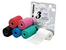 """Fiberglass casting tape 2""""x 4yds, 1 roll, multiple colors available"""