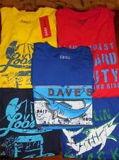 Izod NEW Graphic T-Shirt-(Multiple Designs) Size Small or Medium
