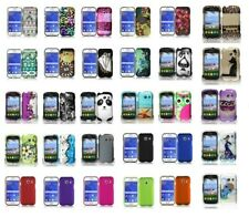 Hard Case Phone Cover for Samsung Galaxy Ace Style S765c + Free Screen Protector