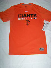 Nike DriFit Men's San Francisco Giants Shirt NWT
