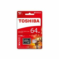 GO 2/4/8/16/32/64 GB Memory Card Micro SDHC SD Adapter Included