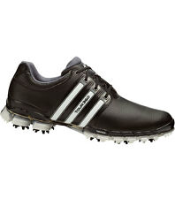 Adidas Mens Tour 360 ATV M1 Waterproof Golf Shoes - Black - Brand New for 2014