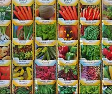 Burpee Flower and Vegetable Seeds - Packed for 2014 - Free Shipping
