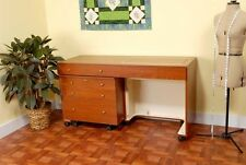 BABYLOCK Ellisimo Sewing Cabinet - AVAILABLE IN TEAK FINISH,5 YEAR WARR