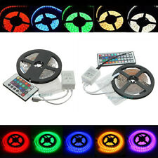 5M 300LEDs 3528 SMD Waterproof/Non Flexible Light Strip Lamp&IR Remote Christmas