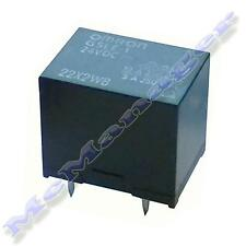 PCB 24V DC SPDT Small Relay Contact Rating:240V AC 10A/ 30V DC 8A G5LE-1