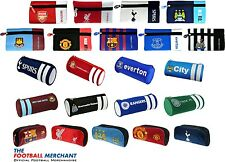 Official Football Club PENCIL CASE - Pens Ruler Stationery School Bag Xmas Gift