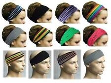 Dreadband Dreadlock Headband Cotton Head Hair Wrap Turban Hippy Scarf Necklace