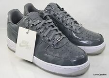 Nike Air Force 1 Low CMFT PRM QS Men's Shoes Cool Grey 573974-002 NIB MSRP $135