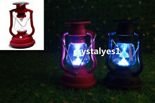 1PC Solar Lantern Camping 7LED Hand Charger Antique Yard Light CA D051/D052