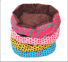 New Fashion Design Small Pet Bed Mat House Dog Nest Soft Puppy Kennel Bed