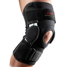 Mcdavid 422 New Logo Dual Disk Hinged Hinges Knee Brace w/ Polycentric Support
