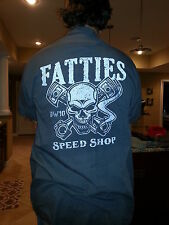 USED Shop Shirts Fatties Speed Shop PERFECT STURGIS SHIRT, all designs, skull