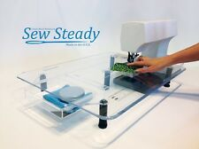 ELNA Sewing Machine Sew Steady LARGE DELUXE Extension Table