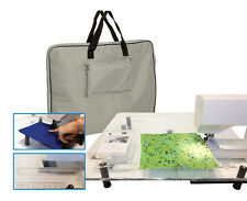 Bernina Sew Steady Extension Table Custom Built - ULTIMATE DELUXE BIG 24 X 24
