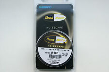 SHIMANO BEASTMASTER NO ESCAPE MONOFILAMENT FISHING LINE 150m // ALL STRENGTHS //
