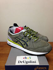 "Asics x Ubiq GT-Cool sz 7-13 grape leaf black green ""Nightshade"" gel lyte fieg"