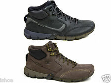 MENS CATERPILLAR CAT COVEN LEATHER CASUAL WALKING ANKLE BOOTS SIZE 6 - 13