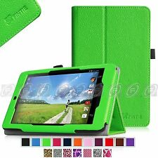 Slim Smart Leather Case Cover Stand for Acer Iconia One 7 B1-730HD 7-inch Tablet