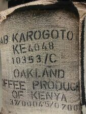 3-22 Pounds Green Coffee Beans Kenya Karogoto Nyeri Africa's Best Fast Shipping
