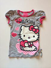 NEW SANRIO HELLO KITTY SPARKLY GRAPHIC TOP TEE SIZE 2T