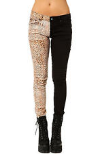Karmaloop One Teaspoon The Domini Pistols Pants Cheetah