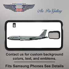 Boeing KC-135 Stratotanker Custom Phone Cover - Fits Samsung Galaxy S4 or S5