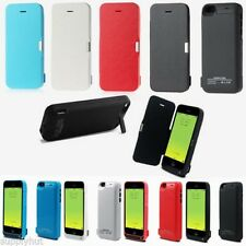 4200mAh iPhone 5 5s 5c 5G External Battery Backup Charging Bank Power Case Cover