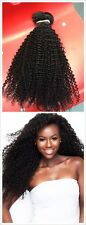 100% Virgin Brazilian Natural Wave Human Hair Extension unprocessed bundle 100g