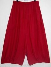 maroon pants wide leg pocket lagnelook S M L XL OS 1X 2X 3X 4X 5X 6X PLUS