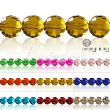 5003 100Pcs 6mm Crystal DiscoBall Loose Beads Fit Swarovski DIY Jewelry Making