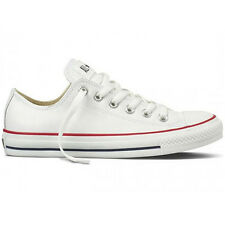 Converse Chuck Taylor All Stars Ox Leather Shoes White Footwear All Sizes