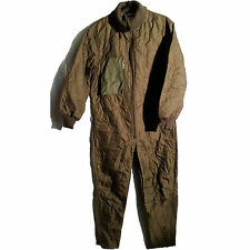 Thermal Tank Suit Liner German Army AFV Coverall Olive  NEW/SUPERGRADE Superwarm