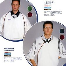 LARGE or MEDIUM Cricket Whites by NORTH GEAR - range of Shirts & Vests -Quality