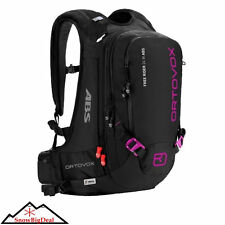 Ortovox Free Rider 24L Women's ABS Avalanche Airbag Backpack Safety Balloon Pack