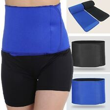 Free ship Waist Trimmer Exercise Belt Slim Burn Fat Sauna Sweat Weight Loss Body