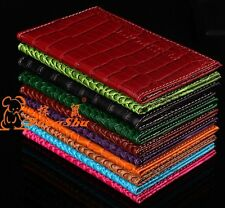 Alligator embossing Passport Holder Protector Cover PU Leather Wallet A148