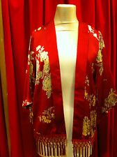 Ladies Satin Bolero Style Jacket - Brand New  - SUMMER 2013 Trend - Must Buy!!!